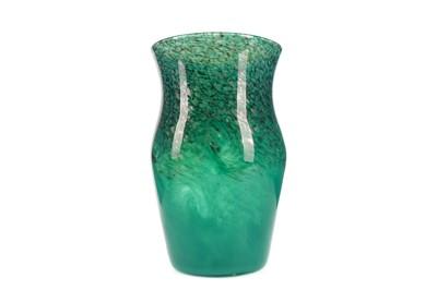 Lot 1044 - A VASART GLASS VASE