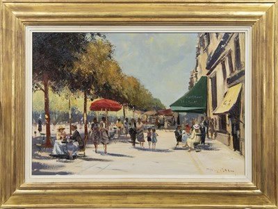 Lot 612 - LUNCH IN THE CHAMPS ELYSEES