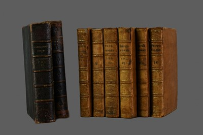 Lot 1144 - POPE'S WORKS and FAIRBAIRN'S CRESTS