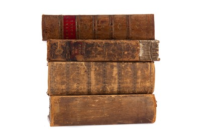 Lot 1151 - THE HOLY BIBLE AND OTHERS