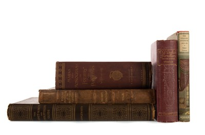 Lot 1153 - HEPPLEWHITE'S CABINET MAKING GUIDE AND OTHERS