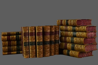 Lot 1155 - WORKS OF THOMAS CARLYLE