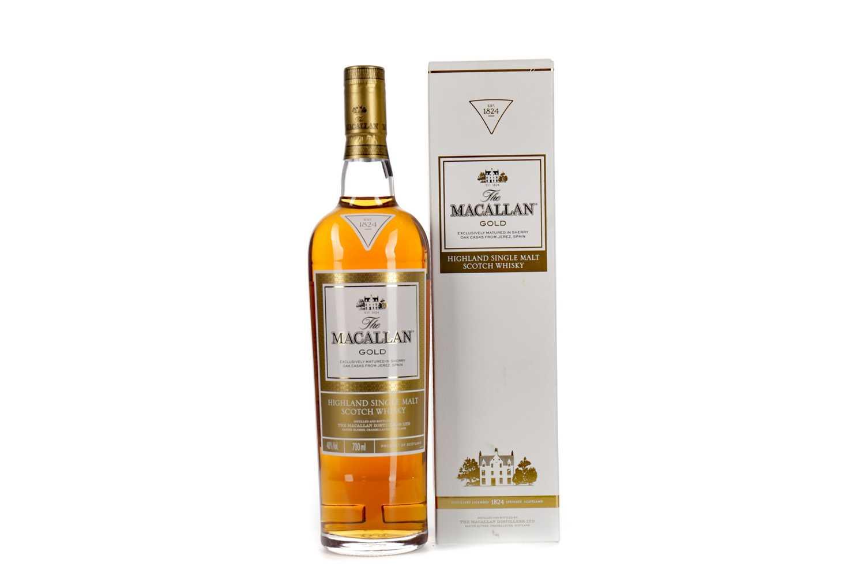 Lot 89 - MACALLAN GOLD