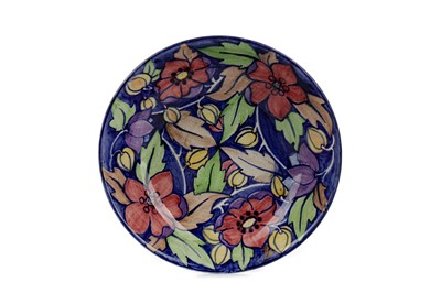 Lot 1065 - AN EARLY 20TH CENTURY SCOTTISH POTTERY FRUIT BOWL