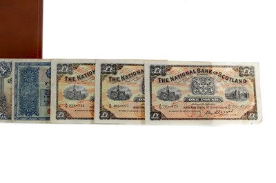 Lot 19 - A COLLECTION OF BANKNOTES