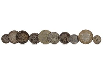 Lot 21 - A COLLECTION OF COINS