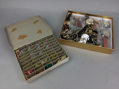 Lot 41 - A LOT OF WATCHES