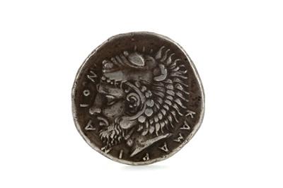 Lot 55 - A SICILY (410 - 402 BC) TETRADRACHM