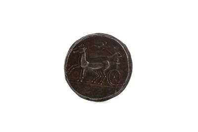 Lot 60 - A MESSANA (412 - 408 BC) TETRADRACHM
