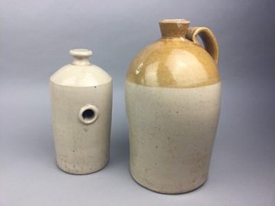 Lot 22 - A COLLECTION OF EARLY 20TH CENTURY STONEWARE BOTTLES
