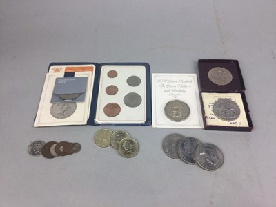 Lot 30 - A COLLECTION OF COINS