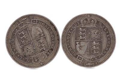 Lot 2 - THREE VICTORIA COINS
