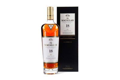 Lot 33 - MACALLAN 18 YEARS OLD 2018 RELEASE