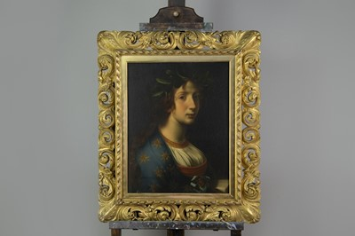 Lot 1057 - AN ALLEGORY OF POETRY, AFTER GIUSEPPE SACCONI