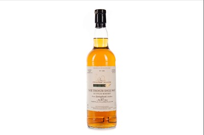 Lot 61 - SPRINGBANK 1974 LE CLAN DES GRAND MALTS AGED 27 YEARS