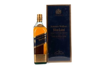 Lot 96 - JOHNNIE WALKER BLUE LABEL