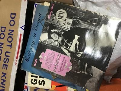 Lot 66A - A LOT OF LP RECORDS
