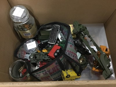 Lot 45 - A COLLECTION OF DIE-CAST VEHICLES