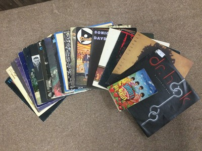 Lot 57 - A COLLECTION OF LP RECORDS