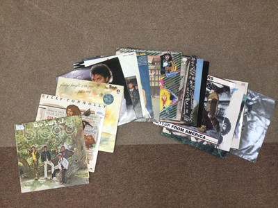 Lot 58 - A COLLECTION OF LP RECORDS