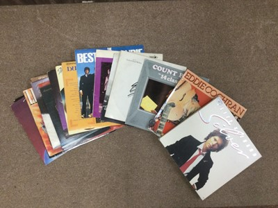 Lot 60 - A COLLECTION OF LP RECORDS