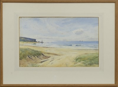 Lot 83 - A SUMMER'S MORNING, A WATERCOLOUR BY DAVID WEST