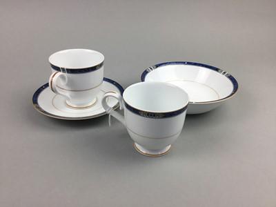 Lot 71 - A NORITAKE 'LEGENDARY' PART DINNER AND TEA SERVICE