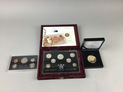 Lot 77 - A LOT OF PROOF COINS AND OTHER COINS