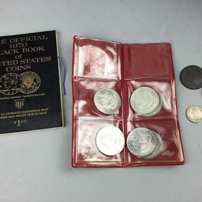Lot 10 - A LARGE COIN COLLECTION