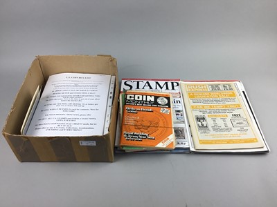 Lot 9 - A COLLECTION OF GB AND WORLD STAMPS
