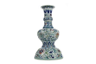 Lot 618 - A 20TH CENTURY CHINESE VASE