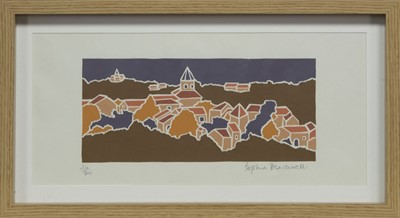 Lot 84 - AN UNTITLED PRINT BY SOPHIE LACKWELL