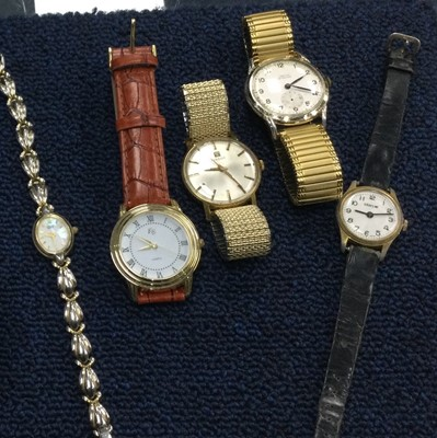 Lot 3 - A COLLECTION OF COSTUME AND OTHER JEWELLERY