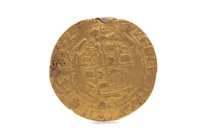 Lot 27 - A CHARLES I GOLD DOUBLE CROWN