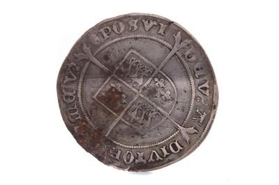 Lot 28 - AN EDWARD VI (1547 - 1553) SILVER SHILLING