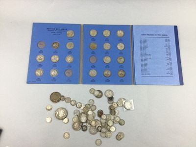 Lot 38 - A COLLECTION OF BRITISH PRE-DECIMAL COINS