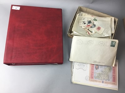 Lot 48 - A LARGE COLLECTION OF STAMPS