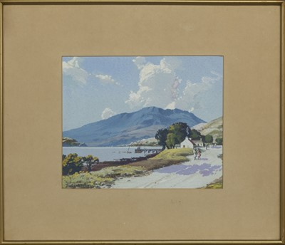 Lot 129 - COASTAL SCENES, A PAIR OF OILS BY TOM CAMPBELL