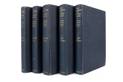 Lot 1310 - KIRKMAN (F. B.) - THE BRITISH BIRD BOOK
