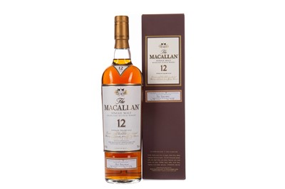 Lot 38 - MACALLAN 12 YEARS OLD FIRST 100 BOTTLINGS