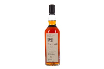 Lot 24 - MORTLACH AGED 16 YEARS FLORA & FAUNA