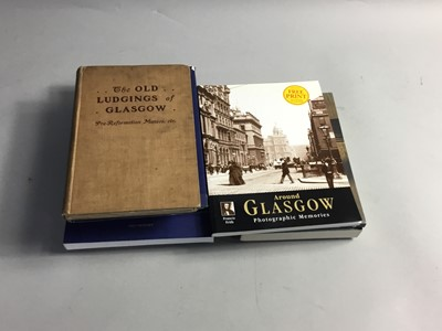 Lot 29 - A COLLECTION OF BOOKS RELATING TO GLASGOW