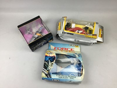 Lot 16 - A COLLECTION OF MODEL VEHICLES