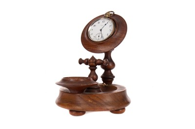 Lot 1168 - AN EARLY 20TH CENTURY POCKET WATCH