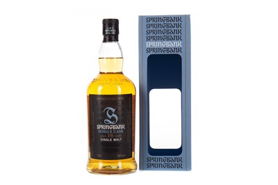 Lot 63 - SPRINGBANK 1997 AGED 16 YEARS