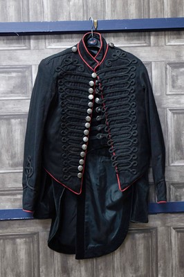 Lot 1419 - A REPRODUCTION MILITARY TUNIC AND ANOTHER