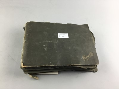 Lot 68 - A COLLECTION OF 19TH CENTURY AND LATER PHOTOGRAPHS
