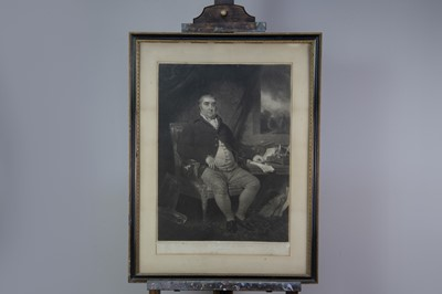 Lot 997 - A PORTRAIT OF THE RT. HON. CHARLES JAMES FOX