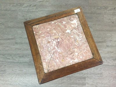 Lot 1683 - A CHINESE PLANT TABLE