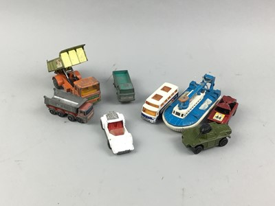 Lot 17 - A COLLECTION OF DIE-CAST VEHICLES
